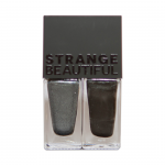Strange Beautiful Steely Nail Polish 2x4ml